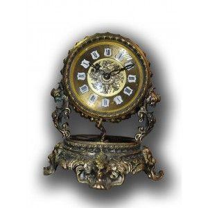 """Старые часы """"Подсолнух"""""""