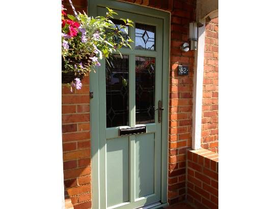 Cartwell Green door example