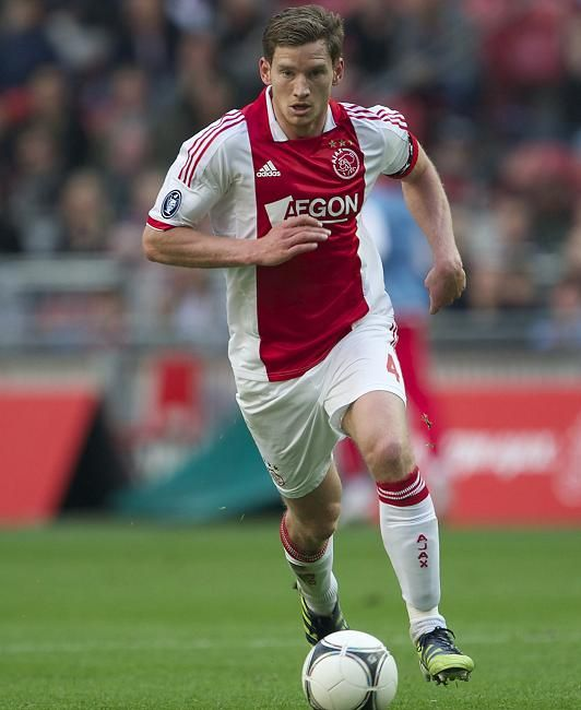 ~ Jan Vertonghen on AJAX AFC ~