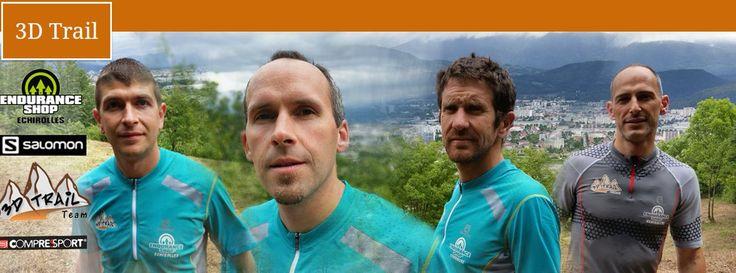 PHPNET soutient la team 3D Trail dans leur projet 2017. Leur objectif ? l'Ultra Trail World Tour 2017 ! @ultratrailwtour #Grenoble