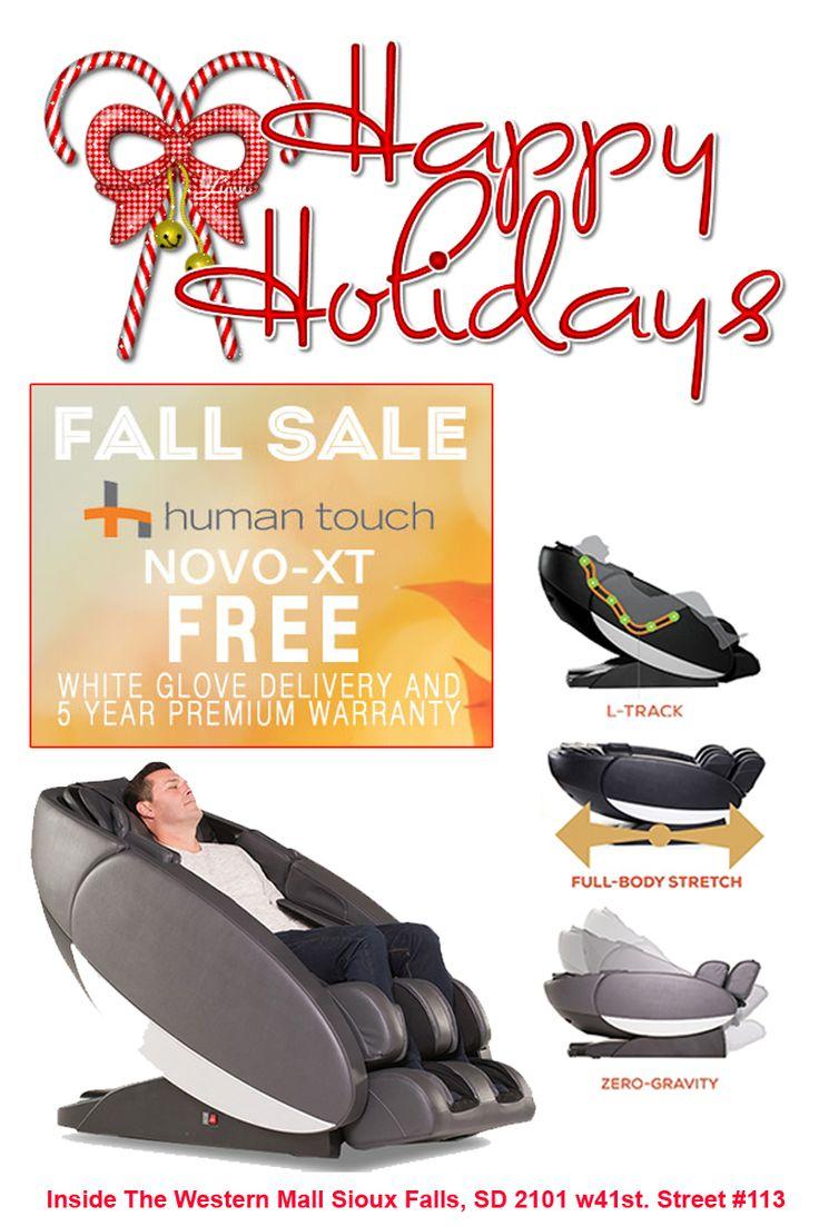 Fall sale humantouchnovoxt massagechair lowest price