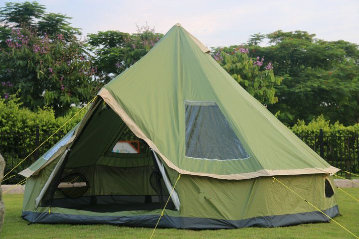 DANCHEL 8-12 Person Camping Tent