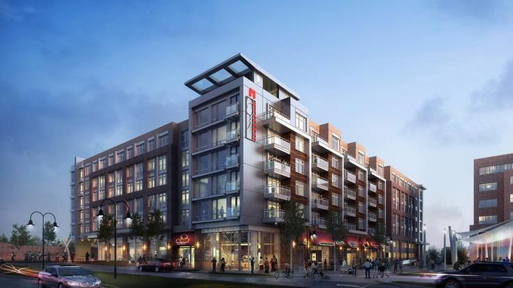 Matan Cos. Milestone Business Park envisioned as 'vibrant' town center - Washington Business Journal