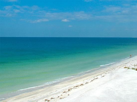Clearwater Florida L Best Beaches In The United States