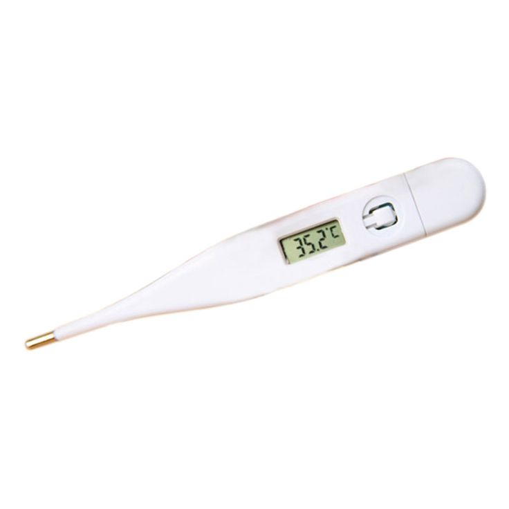 Digital LCD Heating Baby Thermometer Tools High Quality Kids Baby Child Adult Body Temperature Measurement FJ88. Click visit to buy #Nail #Tool #NailTool