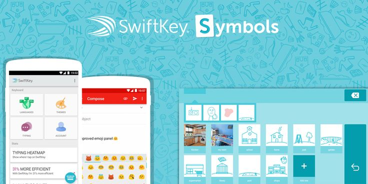 #SWIFTKEY launched a new app called Swiftkey Symbols. This is a Symbol-based communication app, running on #android targeting non-verbal individuals with special needs. #fullestop http://fullestop.reviews/