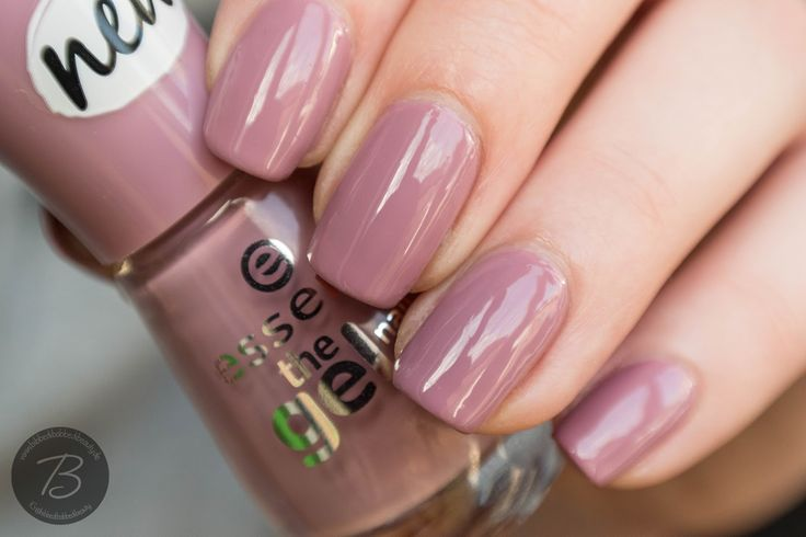 essence - the gel nail polish - 56 you and me