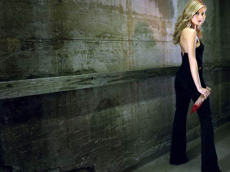 Sarah Michelle Gellar on Returning to BUFFY THE VAMPIRE SLAYER — GeekTyrant