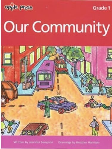 Our Community - Grade 1 - Northwoods Press