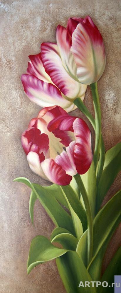 Джанильятти Антонио. Тюльпаны