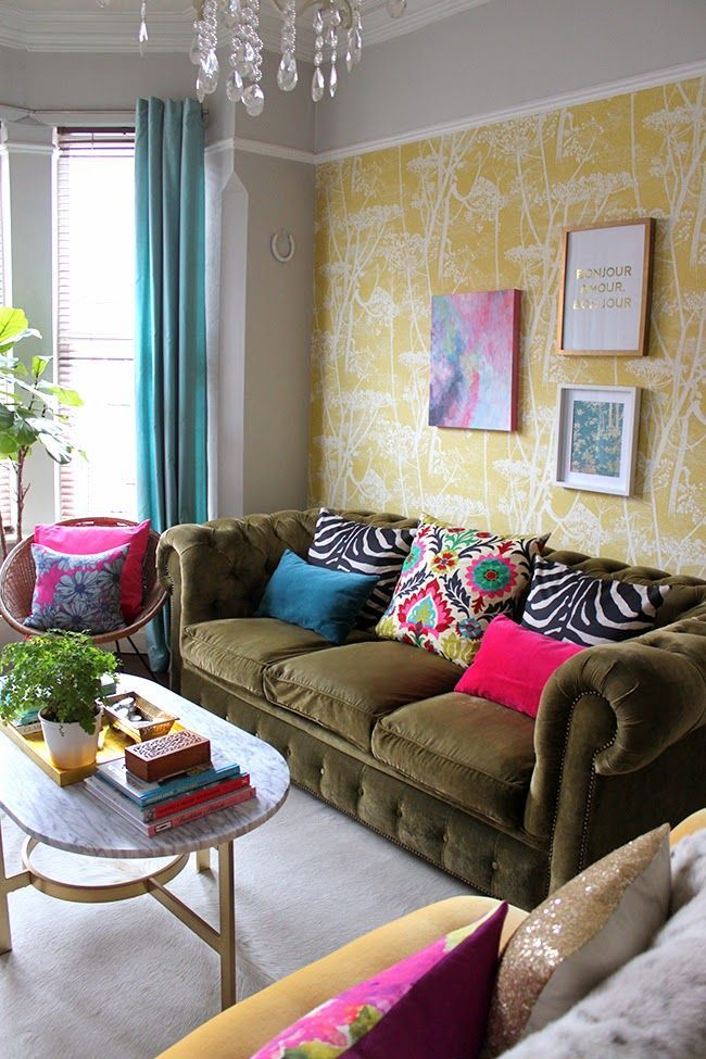 Best 25 ethnic living room ideas on pinterest moroccan - Chesterfield sofa living room ideas ...