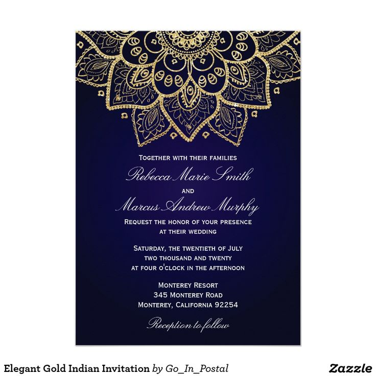 Best 25 Indian invitations ideas – Indian Invitation Card