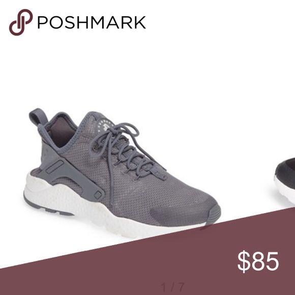 ISO NIKE ULTRA GREY HURACHE ISO!! Nike Shoes