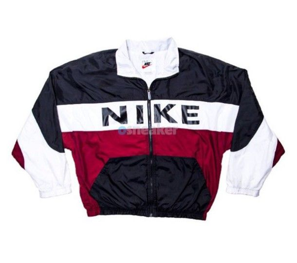 Vintage Nike Homme Viyfgy76bm Homme Veste QhdtsCBorx