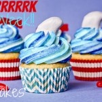 Shark Week Cupcakes!!: Sharks Cupcakes, Funshark Week, Cupcakes Ideas, Sharks Parties, Baking Ideas, Celebrity Sharks, Sharks Week, Week Cupcakes, Cupcakes Rosa-Choqu