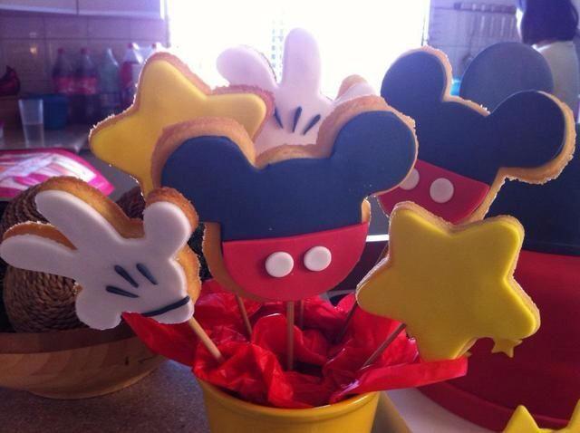 Galletas de Mickey