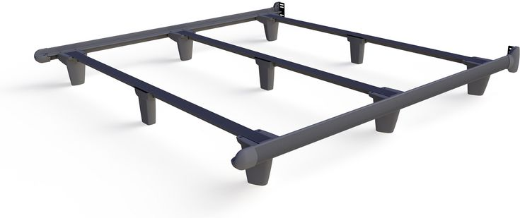 King Size Bed Rails With Using Metal Frame