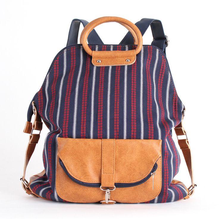 Ramit Mangyan Backpack – Punchdrunk Panda