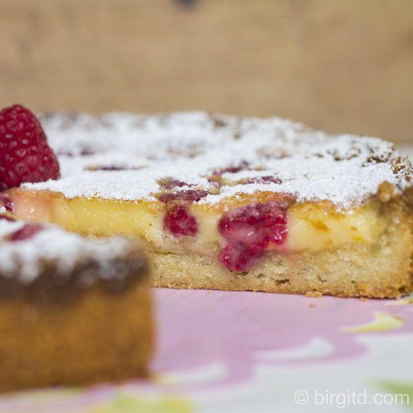 Himbeer-Zitronen-Tarte – der Sommer von seiner fruchtigen Seite ♥ [Birgit D]