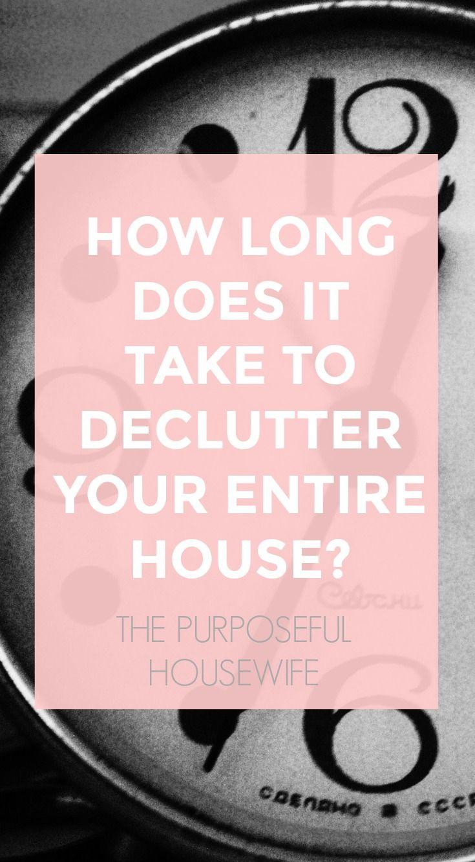 1000 Ideas About Declutter On Pinterest Clutter
