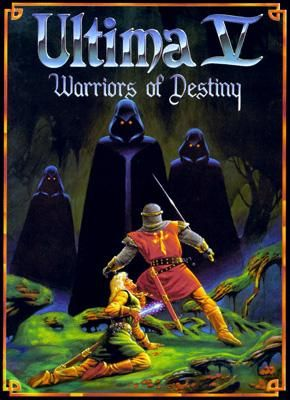 The Ultima series for PC