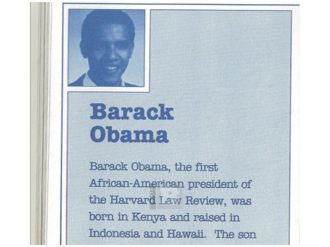 Regardless of the reason for Obama's odd biography, the Acton & Dystel booklet raises new questions as part of ongoing efforts to understand Barack Obama--who, despite four years in office remains a mystery to many Americans, thanks to the mainstream media.