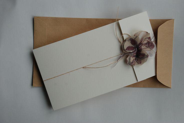 Secret de Fleur - Faire-part CM Collection