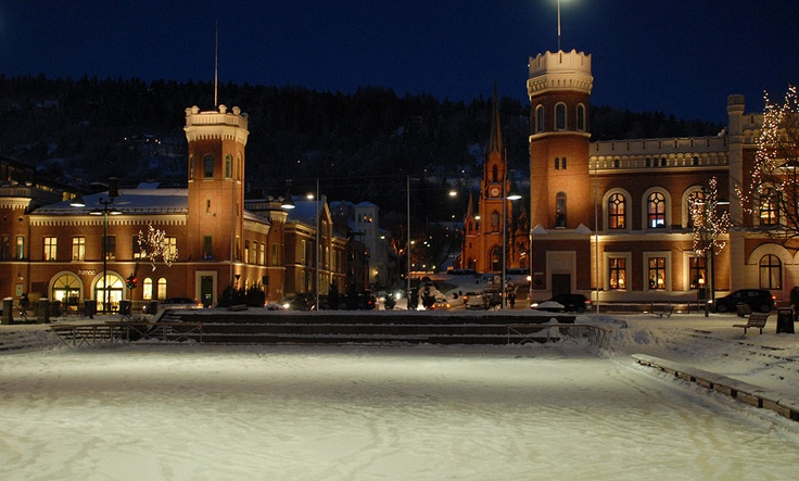 Drammen, Norway. The city in my heart