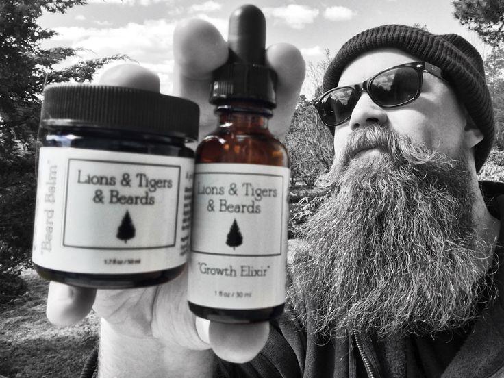 New beard oil! #beardproduct#beard#skjegg