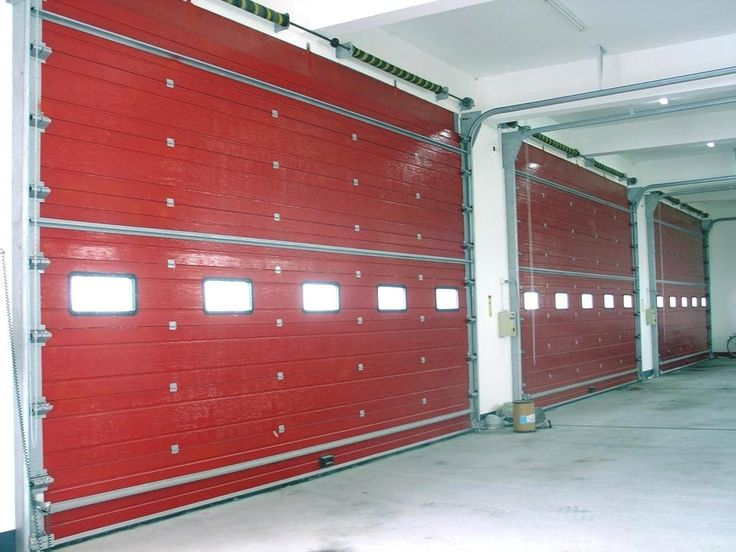 Automatic Garage Door Security
