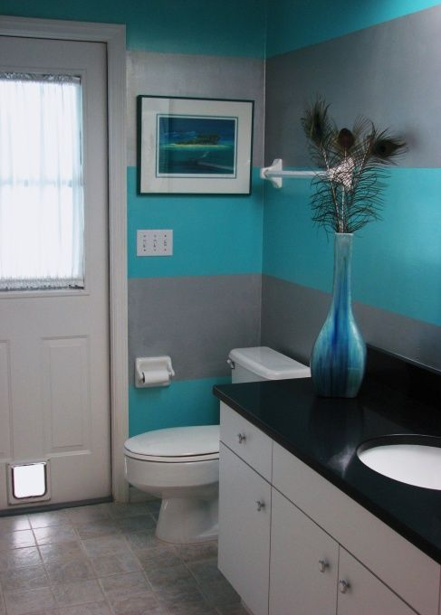 Kids Bathroom Paint Ideas