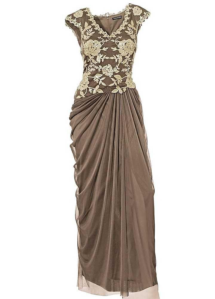 Heine evening dress