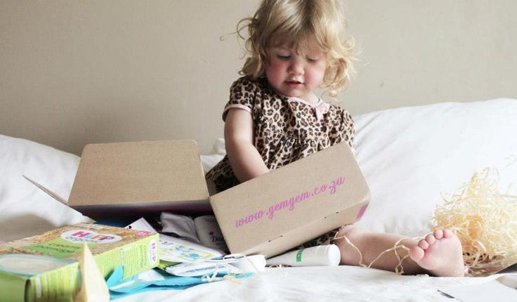 Gembox - mommy and babybox  www.gemgem.co.za