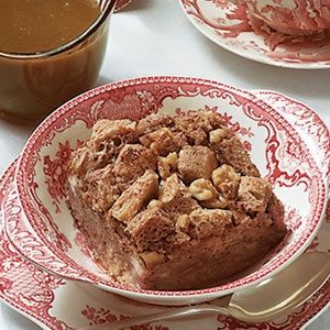 Chocolate Cinnamon Bread Pudding | Breads & Bread Pudding | Pinterest