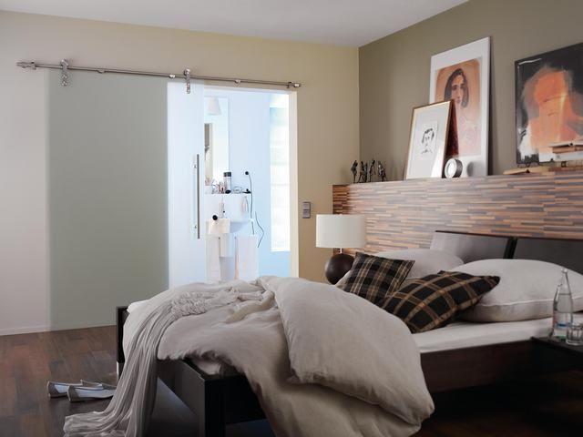 Glazen schuifdeur   inspiratie slaapkamer   vidre glastoepassingen   leiden