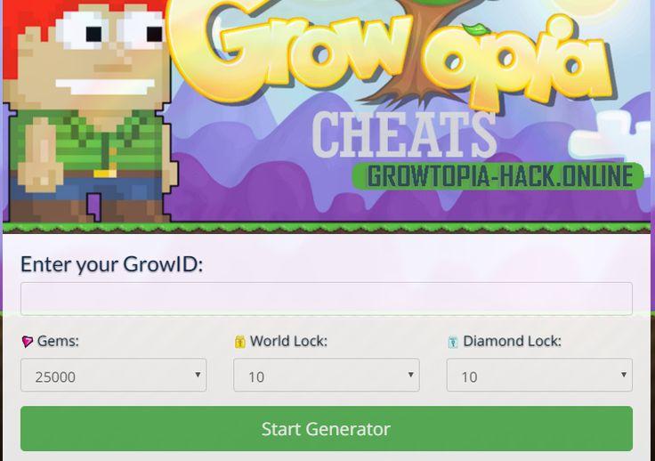 Growtopia Hack 2017 - Cheats Online