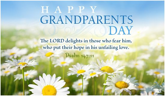 Image result for Grandparents Day religious