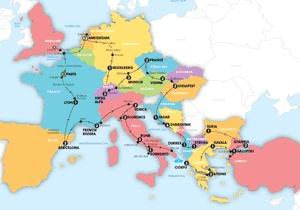 Contiki Europe, Summer 2011