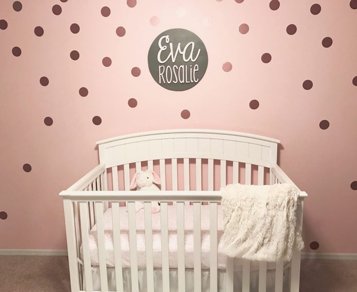 178 best Pink and Gold Nursery images on Pinterest | Babies nursery ...