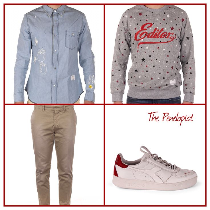 Total Look @theeditorfivestars  Summer Sale Up to 50% in store and online @ www.penelope47.com  #Penelope47 #TheEditor #TheEditorFiveStars #DiadoraHeritage #DiadoraByTheEditor #DiadoraHeritageByTheEditor #LOTD #MenStyle #ThePenelopist #eCommerce #ShopOnline #Fashion #Fashionista #FashionStyle #PhotoOfTheDay #Outfit #Swag #MensWear #EnjoyTheStyle #SummerSale #Saldi