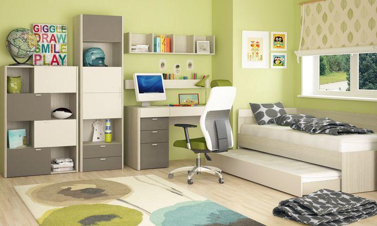 Szukasz pomysłu na meble do pokoju młodzieżowego? Oto nasza podpowiedź - kolekcja HOLIDAY to oryginalny design i wysoka jakość – propozycja dla najbardziej wymagających.