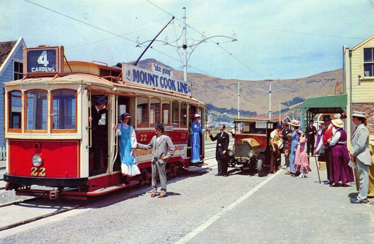 Ferrymead, Christchurch, NZ