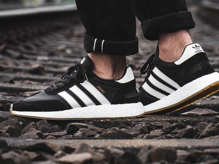 Adidas Iniki Runner Boost - Black - 2017 (by 43einhalb)