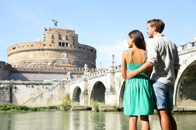 Castel Sant'Angelo #rome #beauty