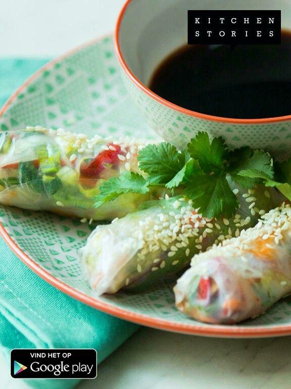 Vietnamees lenterolletjes