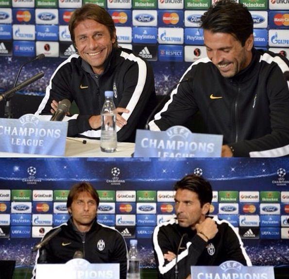 Conte and Buffon