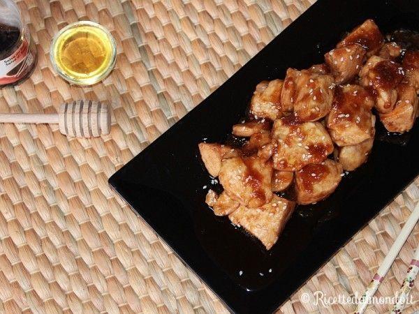 Ricetta pollo al miele