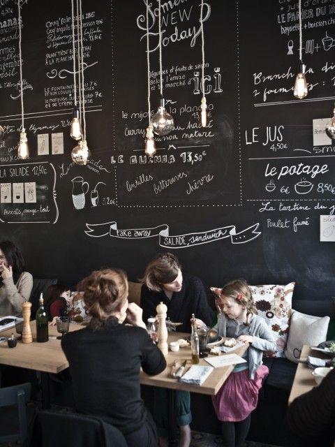 ICI -- Deux copines, Marine et Saskia, ont ouvert cette néo-cantine aux allures de café made in Brooklyn. 35, rue Darwin, 1050 Bruxelles tél.: +32 (0)2 343 88 57 Parcours à Bruxelles | MilK - Le magazine de mode enfant