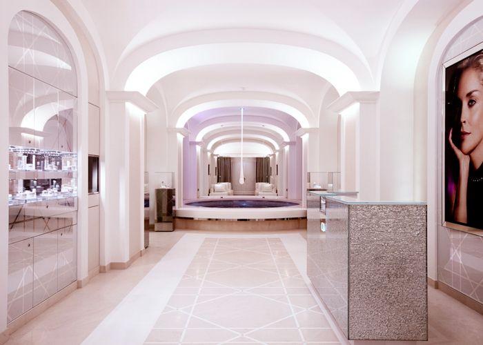 Dior spa, Plaza Athenée .