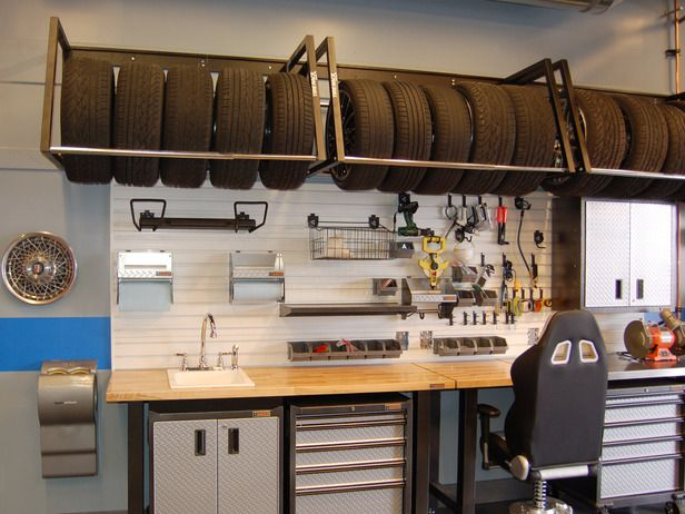 Incredible Garage Transformations from Garage Mahal : Home_improvement : DIY
